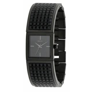DKNY Ladies' NY2233 Bryant Park Black Watch