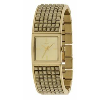 DKNY Ladies' Bryant Park NY2231 Gold-tone Watch