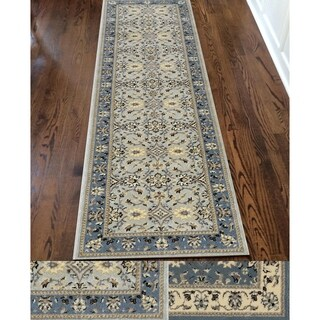 Admire Home Living Artisan Oriental Area Rug (2'2 x 7'7)