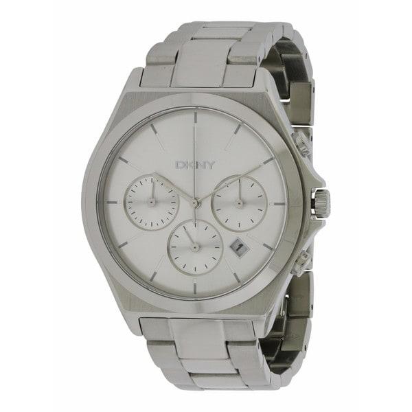 DKNY Parsons Ladies' Stainless Steel Watch