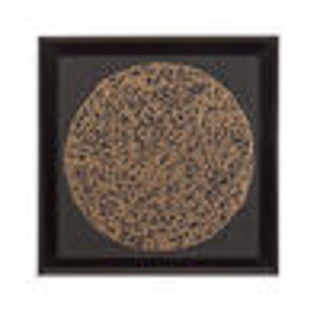Bassett Mirror Company 'Gold Decograph' Framed Wall Art