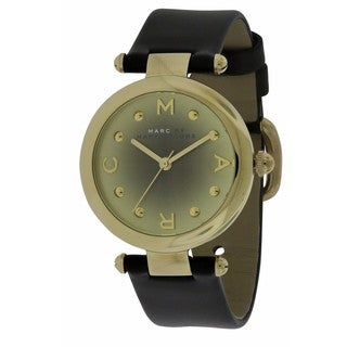 Marc by Marc Jacobs Dotty MJ1409 Ladies' Watch with Black Leather Strap