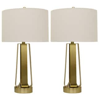 Decor Therapy Metal Open Work Table Lamps (Set of 2)|https://ak1.ostkcdn.com/images/products/14628517/P21169308.jpg?impolicy=medium