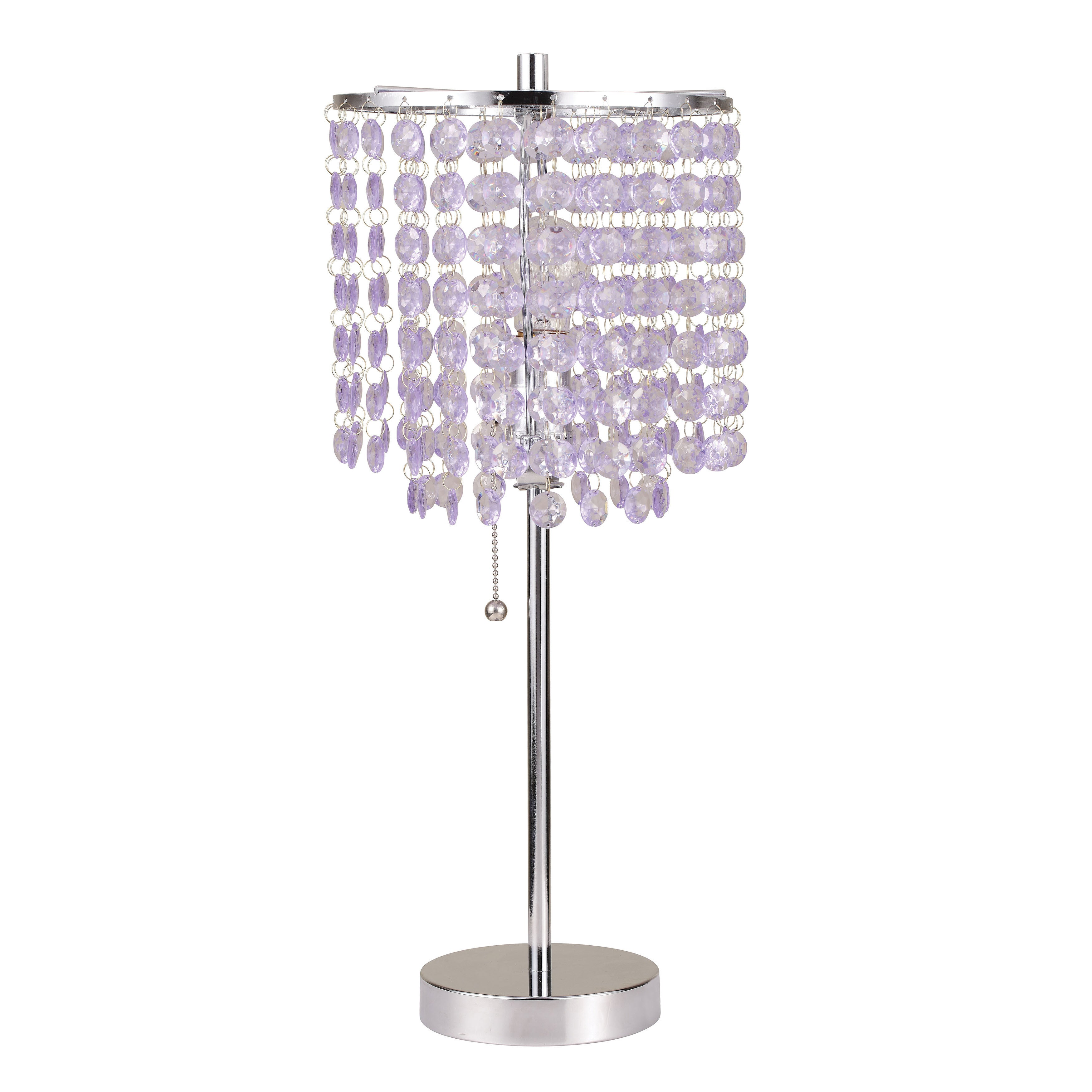 Shop Acme Furniture Vicka Chandelier Shade And Brushed Silver