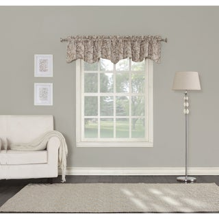 Sun Zero Kavala Blackout Lined Back-tab Valance (2 options available)