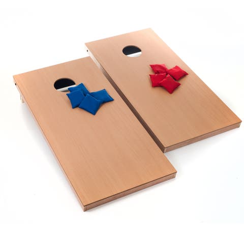 Trademark Games Official Size Cornhole Game - 2' x 4'