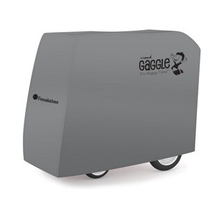 Gaggle 4 Graphite Weatherproof Buggy Cover