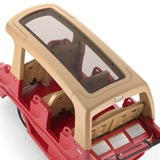 Gaggle 6 Tan Roof Accessory