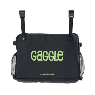 Gaggle Black Accessory Bag