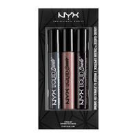 NYX Cosmetics Liquid Suede Lip Cream Set