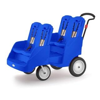 Gaggle 4 Blue Multi-Passenger Buggy