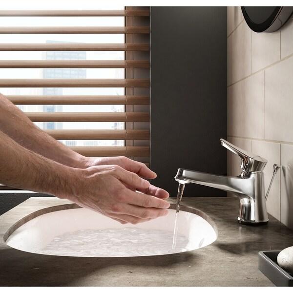 Miraculous Shop Toto Wyeth Single Handle 1 5 Gpm Bathroom Sink Faucet Beutiful Home Inspiration Semekurdistantinfo