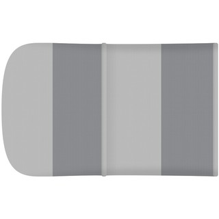 Gaggle 4 Gray Stripes Roof Accessory