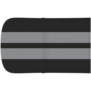 Link to Gaggle 4 Black with Gray Stripes Roof Accessory (As Is Item) Similar Items in As Is
