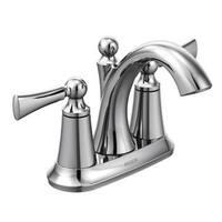Moen Wynford Chrome Centerset Bathroom Faucet
