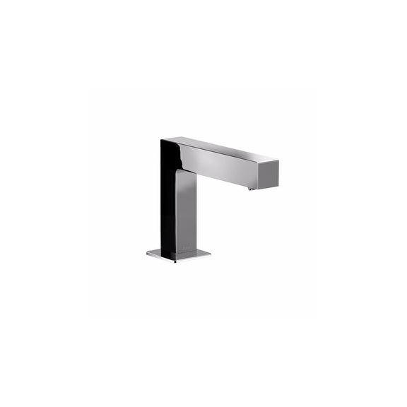 Shop Toto Axiom Single Hole Bathroom Faucet Tel141 D10emcp Polished