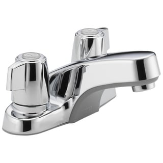Peerless Chrome Two-Handle Lavatory Faucet
