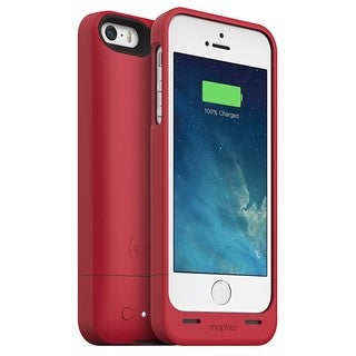 Mophie Juice Snap iPhone 5/5s/SE - Red