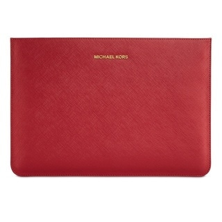"Michael Kors Macbook Air 11"" Sleeve/Pouch - Red"