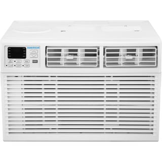 Emerson Quiet Kool 8,000 BTU 115V Window Air Conditioner with Remote Control