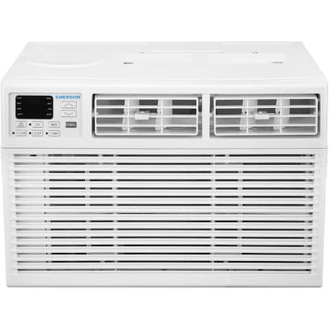 Emerson Quiet Kool 6,000 BTU 115V Window Air Conditioner with Remote Control
