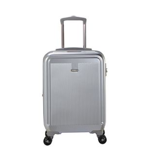 Master Massage Stanwell 20'-inch Expandable Hardside Carry On Spinner Suitcase
