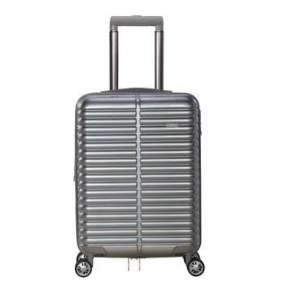 Master Massage Novana 20-inch Expandable Hardside Carry On Spinner Suitcase