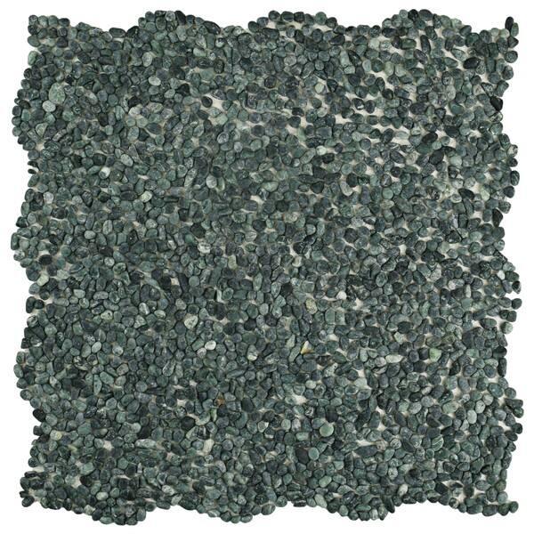 Seaweed Green Pebble