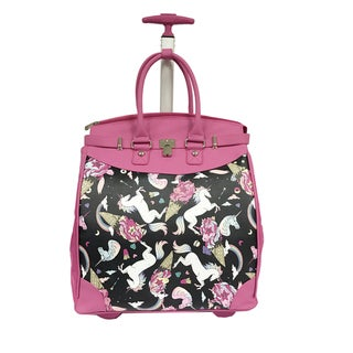 Link to Rollies Unihorse 14-inch Rolling Laptop Travel Tote Similar Items in Carry On Luggage