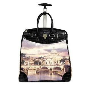 Rollies Europe Rolling 14-inch Laptop Travel Tote