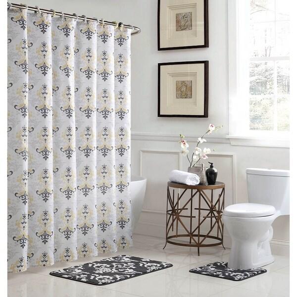 Cameron 15-Piece Bathroom Shower Set