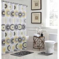 Raquel 15-Piece Bathroom Shower Set