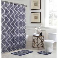 Camille 15-Piece Bathroom Shower Set