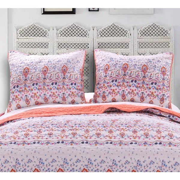 Amber Pillow Shams (Set of Two)
