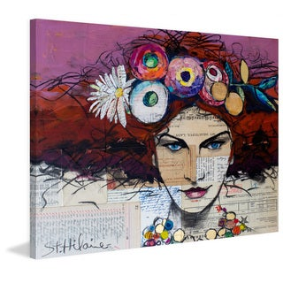 'Ambition' Painting Print on Wrapped Canvas