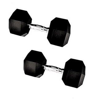 Rubber 20-pound Hex Dumbbell (Set of 2) https://ak1.ostkcdn.com/images/products/14629994/P21170636.jpg?impolicy=medium