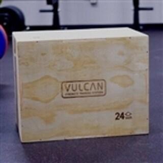 Vulcan 3-in-1 Wood Plyo Box
