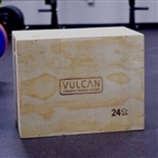 Vulcan 3-in-1 Wood Plyo Box