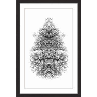 'Branching Out' Framed Painting Print