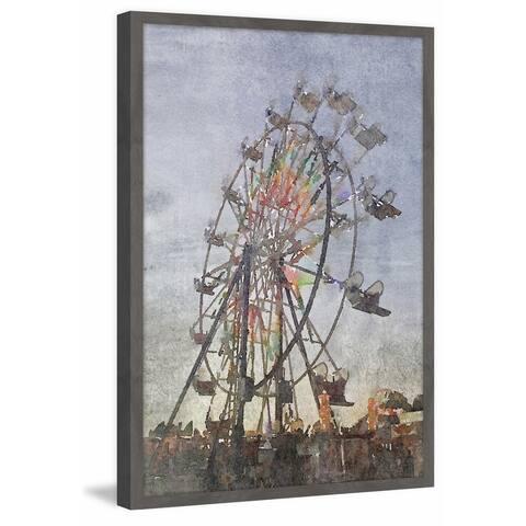 Marmont Hill - Handmade Flying High Framed Print