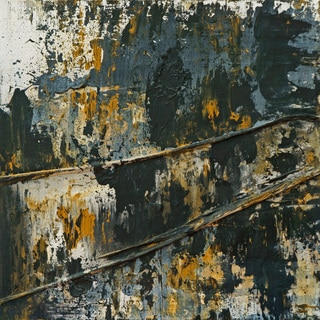 'Going Nowhere' Painting Print on Wrapped Canvas