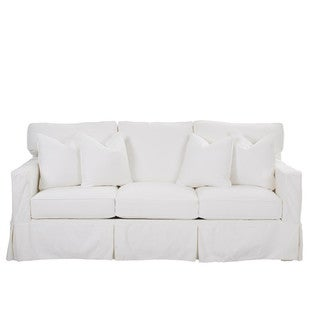 Shop Jeffrey Contemporary White Extra Large Dreamquest Queen Sleeper Sofa    Free Shipping Today   Overstock.com   14630665