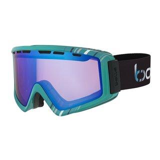 Bolle 21496 Z5 OTG Unisex (Shiny Mint Aurora) Snow Goggles