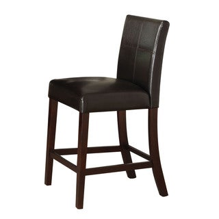 Acme Furniture Idris Espresso Counter-height Chair (Set of 2)