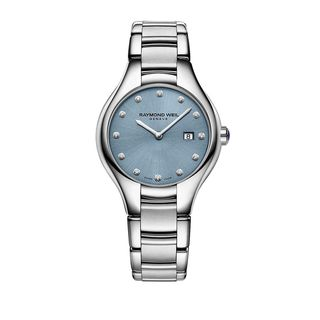 Raymond Weil Women's 5132-ST-50081 'Noemia' Diamond Stainless Steel Watch