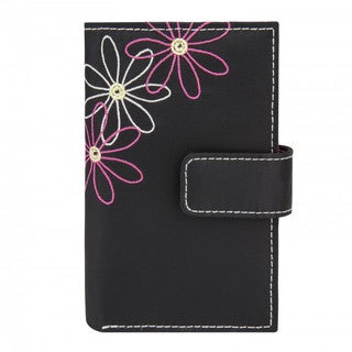 Travelon Daisy RFID Blocking Ladies' Trifold Wallet