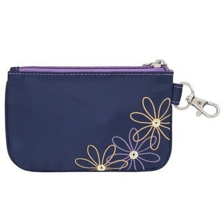 Travelon Daisy Zip ID Pouch