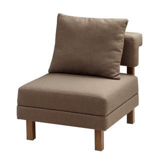 Nice Clearance. INK+IVY Max Grey Natural Lounge Piece For Sectional Sofa