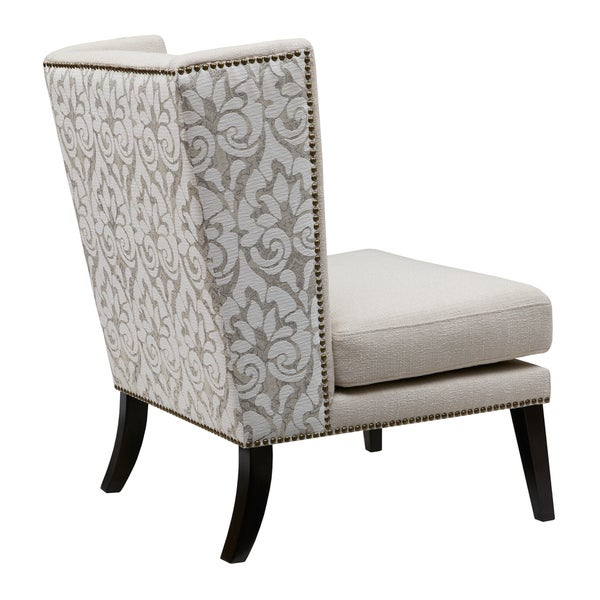 Madison Park Ella Tan Multi Accent Chair by Madison Park