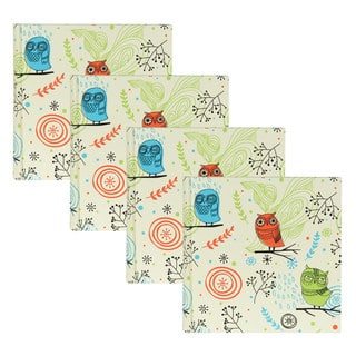 DesignOvation Hoot Owls Multicolored 200 4-inch x 6-inch Photo Album (Pack of 4)|https://ak1.ostkcdn.com/images/products/14636829/P21176622.jpg?impolicy=medium